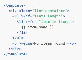 Exemplo de componente básico com VueJs